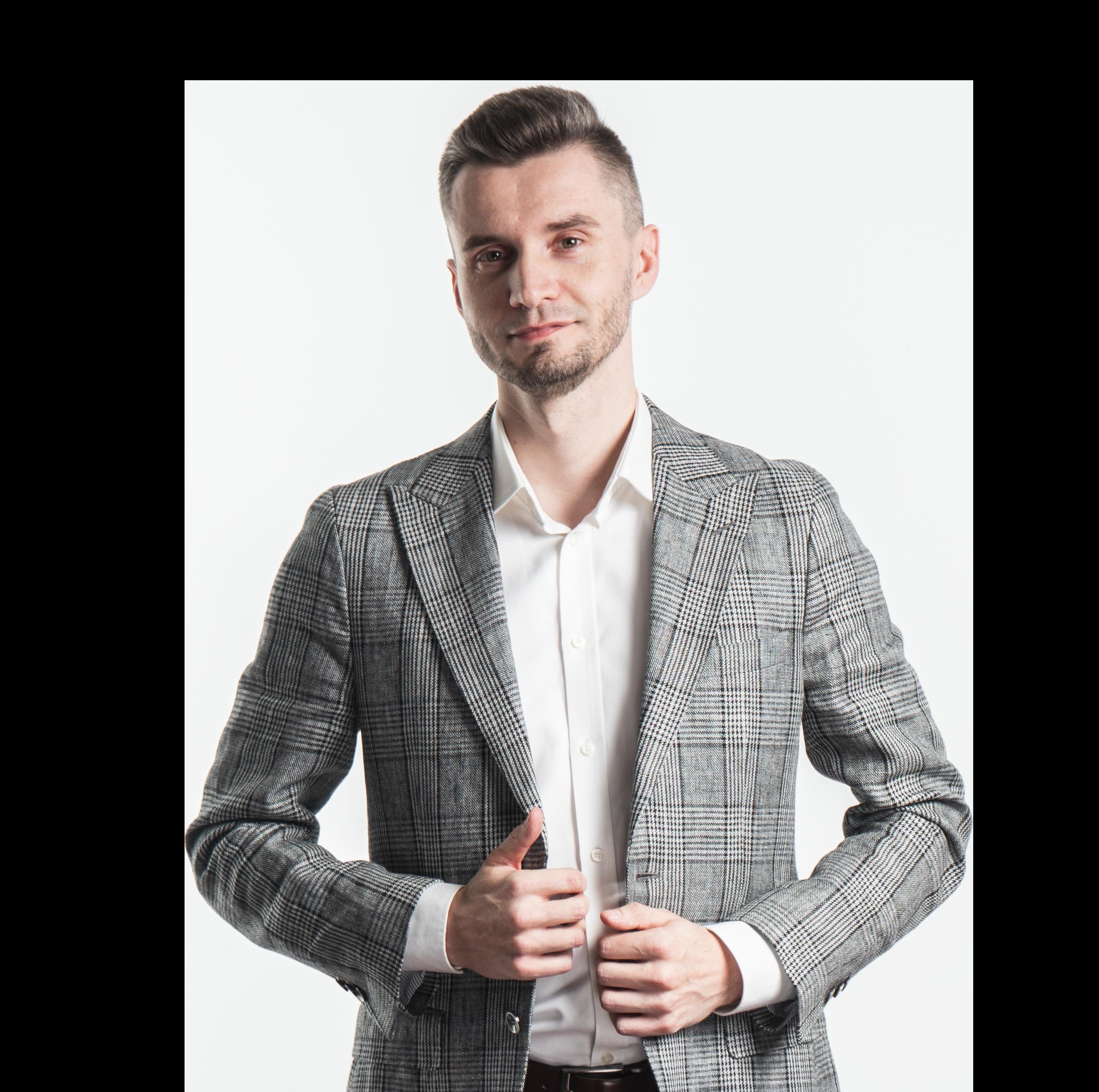 Paweł Sieczkowski Partner Zarządu i Project Manager Innovatree