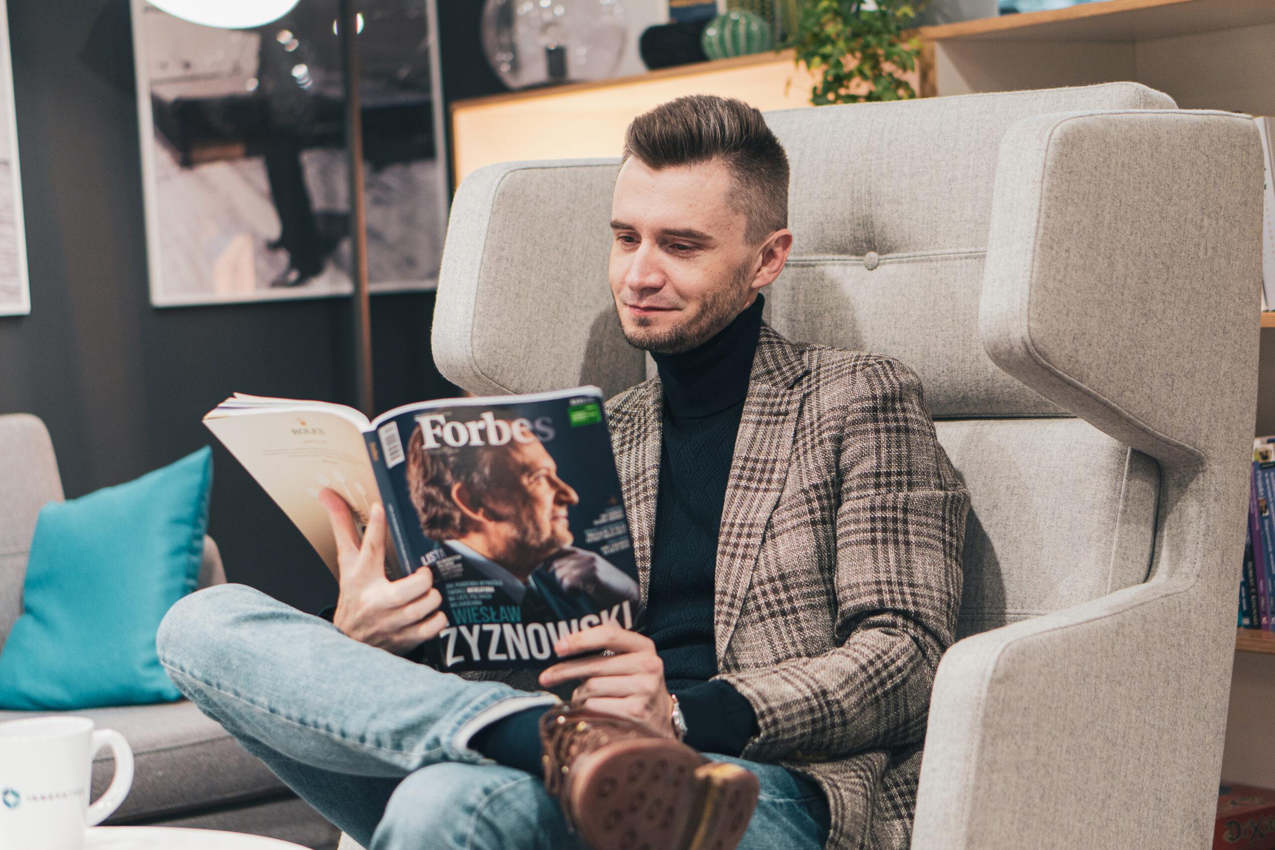 Paweł Sieczkowski partner zarządu innovatree