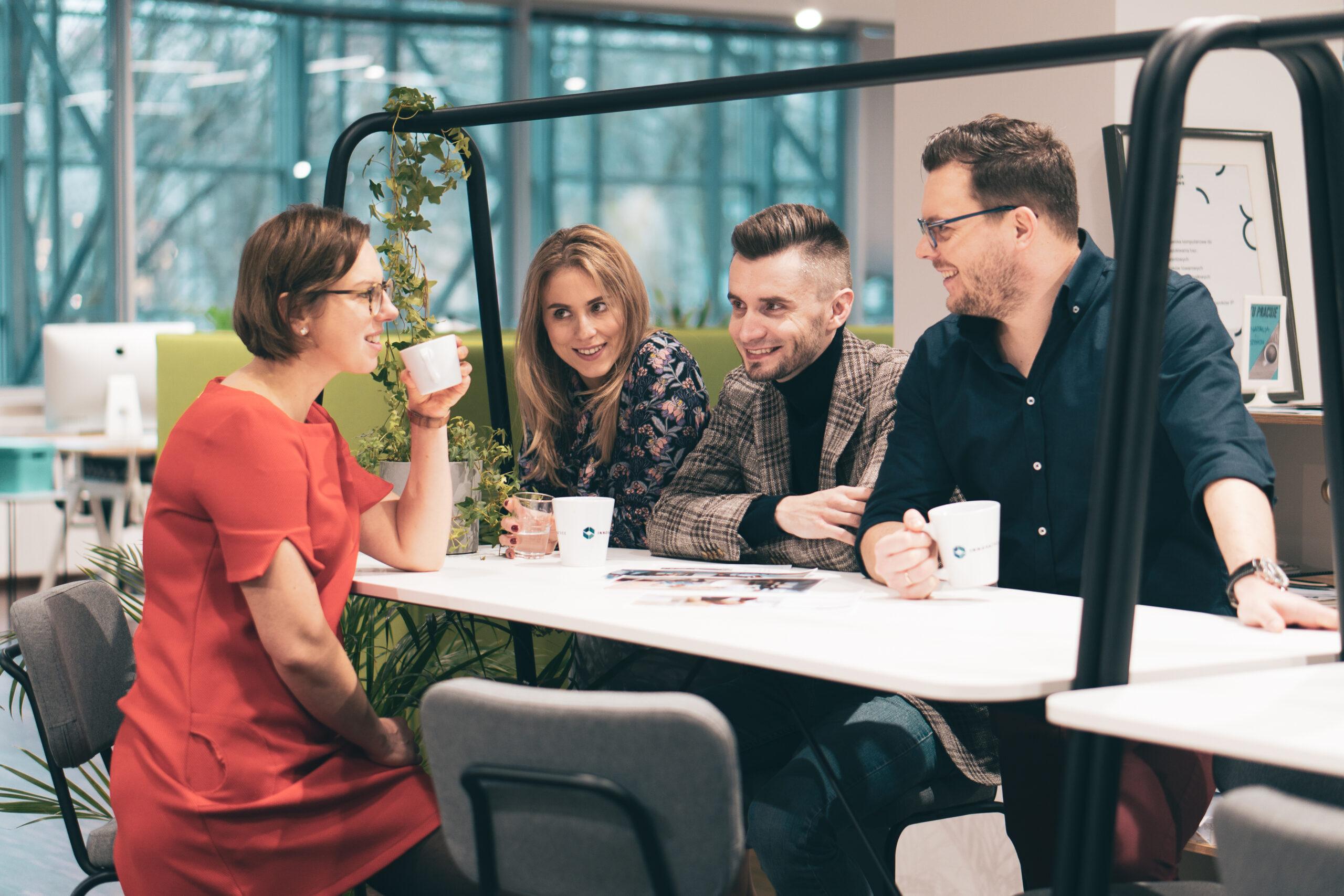 Zespół doradców firmy Innovatree