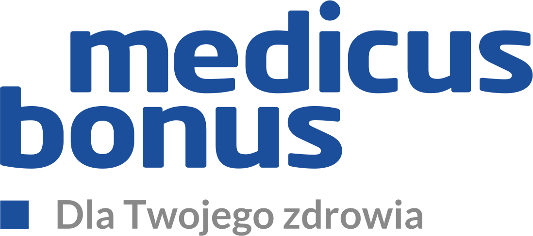 logo firmy medicus bonus dla twojego zdrowia