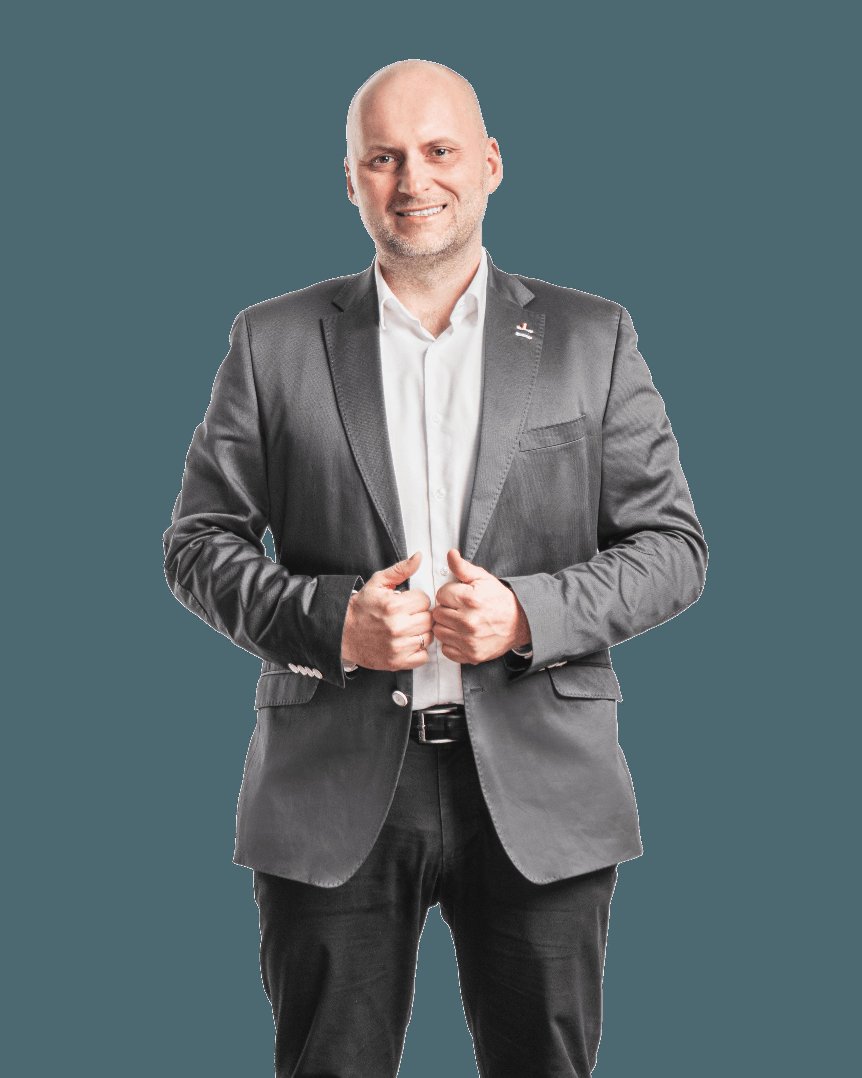 Krzysztof Matczyński Project Manager Innovatree