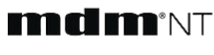 logo firmy mdm nt