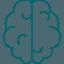 piktogram mózg