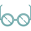piktogram okulary