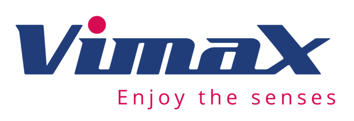 logo firmy vimax enjoy the senses